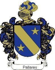 Escudo del apellido Pallares