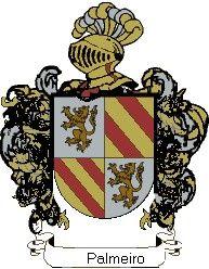 Escudo del apellido Palmeiro