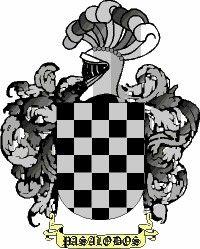 Escudo del apellido Pasalodos
