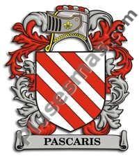 Escudo del apellido Pascaris