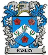 Escudo del apellido Pasley