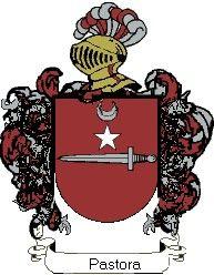 Escudo del apellido Pastora