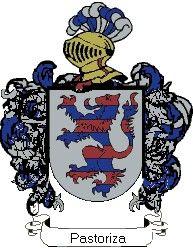 Escudo del apellido Pastoriza