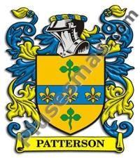 Escudo del apellido Patterson