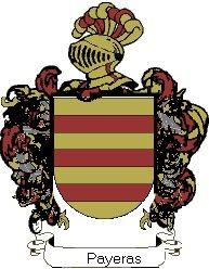 Escudo del apellido Payeras