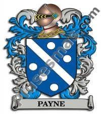 Escudo del apellido Payne
