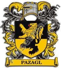 Escudo del apellido Pazagl