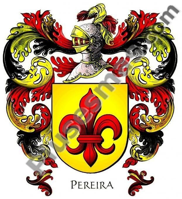 Escudo del apellido Pereira