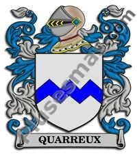 Escudo del apellido Quarreux