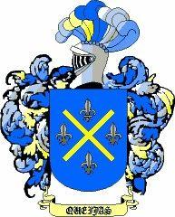 Escudo del apellido Queijas