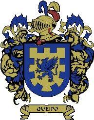 Escudo del apellido Queipo