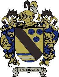 Escudo del apellido Queiruga