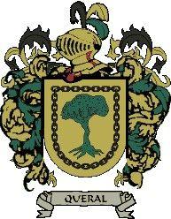 Escudo del apellido Queral