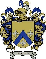 Escudo del apellido Queralt