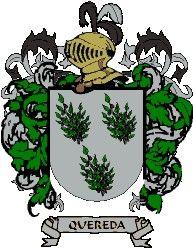 Escudo del apellido Quereda