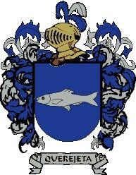 Escudo del apellido Querejeta
