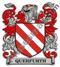 Escudo del apellido Querfurth
