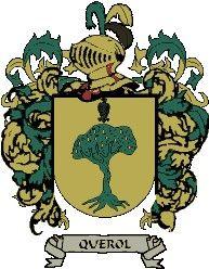 Escudo del apellido Querol