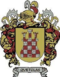 Escudo del apellido Quetglas