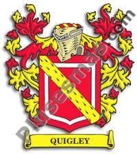 Escudo del apellido Quigley