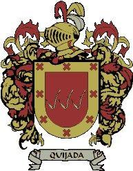 Escudo del apellido Quijada
