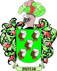 Escudo del apellido Quiles