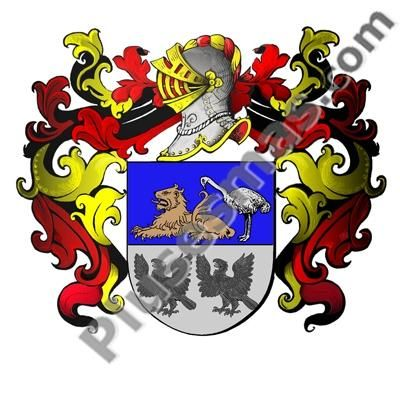 Escudo del apellido Quilez