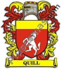 Escudo del apellido Quill