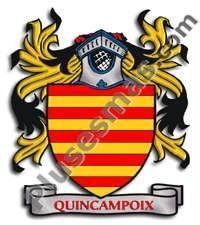 Escudo del apellido Quincampoix