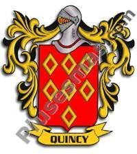 Escudo del apellido Quincy