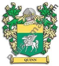 Escudo del apellido Quinn
