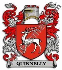 Escudo del apellido Quinnelly