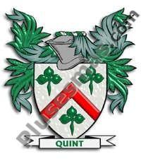 Escudo del apellido Quint