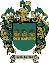 Escudo del apellido Quintanal