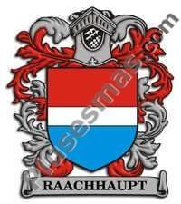 Escudo del apellido Raachhaupt
