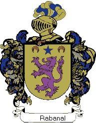 Escudo del apellido Rabanal