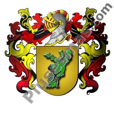 Escudo del apellido Rabasa