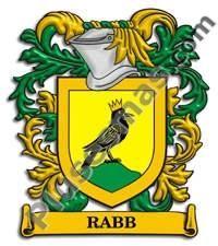 Escudo del apellido Rabb