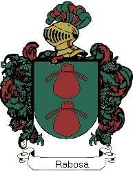 Escudo del apellido Rabosa
