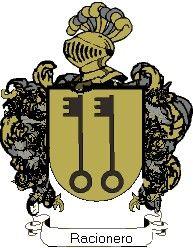 Escudo del apellido Racionero