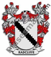 Escudo del apellido Radcliffe