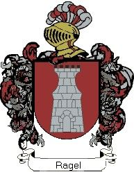 Escudo del apellido Ragel