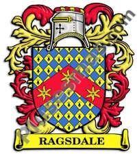 Escudo del apellido Ragsdale