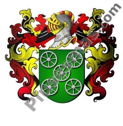 Escudo del apellido Raigal