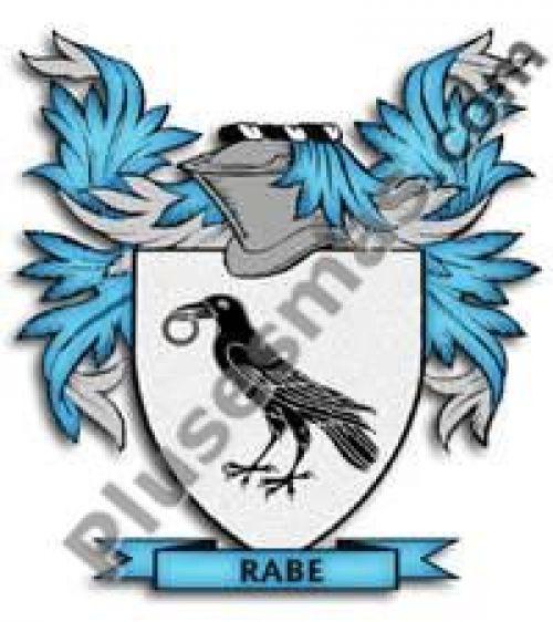 Escudo del apellido Rabe
