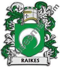 Escudo del apellido Raikes