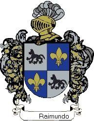 Escudo del apellido Raimundo