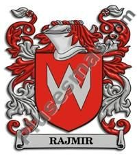 Escudo del apellido Rajmir