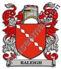Escudo del apellido Raleigh
