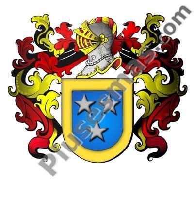 Escudo del apellido Ramal
